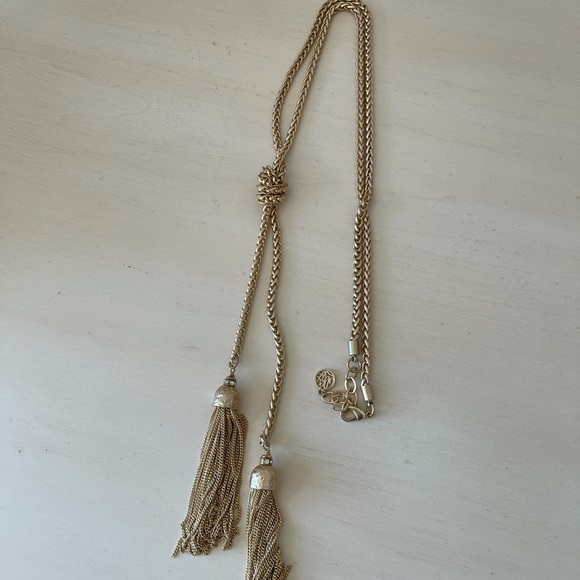 Lilly Pulitzer Belle Tassel Necklace